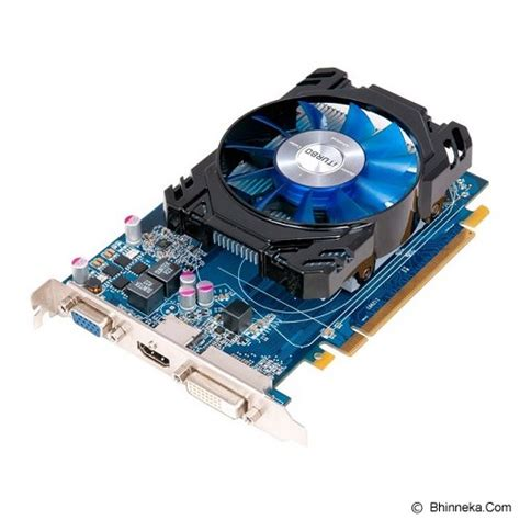 Vga Card Buat Pc Jual His Amd Radeon R7 250 Icooler Boost Clock 2gb
