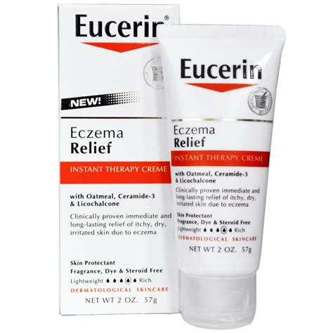 Shop For The Cure Fracas Creme 3 by Eucerin Eczema Relief Has Helped Alleviate Rashes And