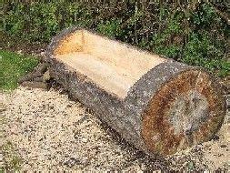 log benches  thrones   log bench  fun