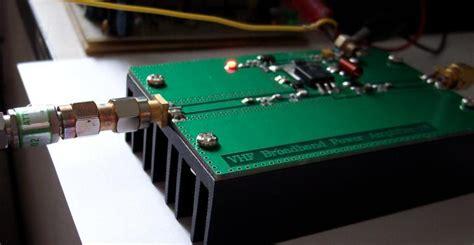 rf power lifier integrated circuit broadband rf power lifier 60mhz 130mhz 1w fm transmitter lifier frequency lifier in