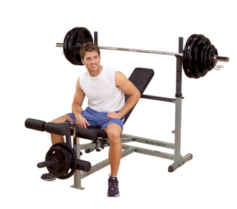 body solid combo bench gdib46l body solid powercenter combo bench body solid
