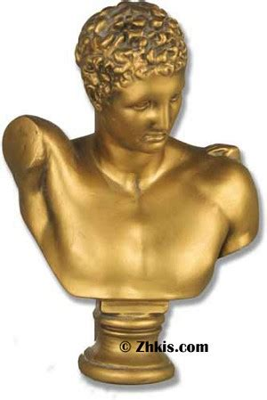 Hermes Maxy Naelisandy 6 classical hermes bust