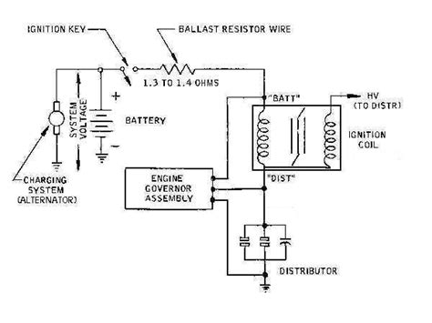 pertronix ignition wiring diagram wiring diagram and