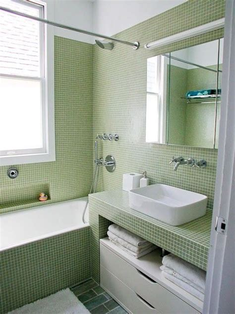green tile bathroom ideas 12 best stylish ways with bathroom wall tiles images on