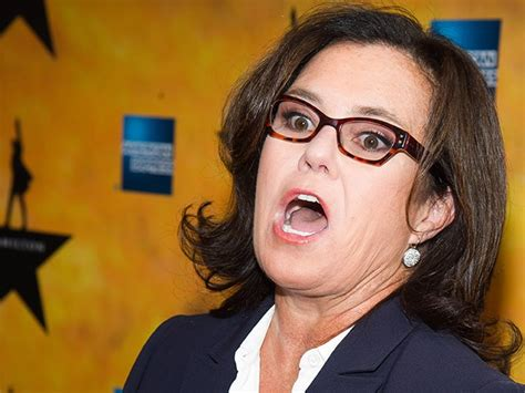Donald Writes Rosie Odonnell A Letter by Rosie O Donnell Melts During Third Presidential Debate