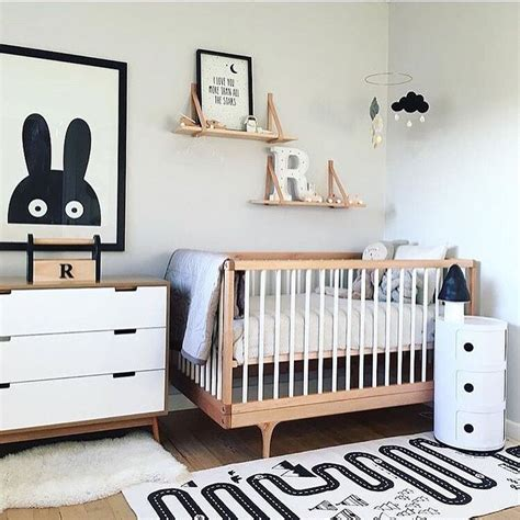 Decor For Nursery Rooms Best 25 Modern Nurseries Ideas On Nurseries Nursery And Simple Neutral Nursery