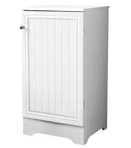new premier housewares bathroom cabinets and storage white