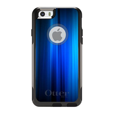 otterbox commuter for iphone 7 8 plus x xs max xr bright blue curtain ebay