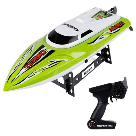 Rc Speed high speed rc boats 2 4ghz 4ch radio boat with water cooling system brushed motor model