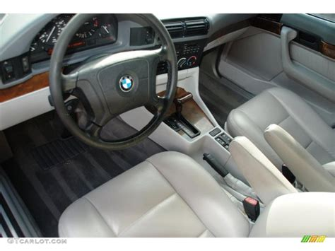 Bmw Grey Interior by Grey Interior 1995 Bmw 5 Series 525i Sedan Photo 41845357 Gtcarlot