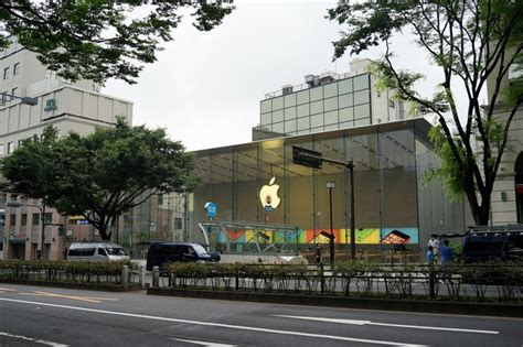 apple omotesando 表参道 apple store omotesando sumally サマリー