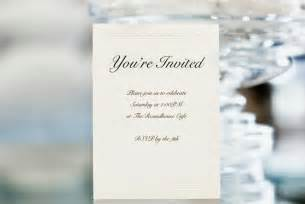 what to say on wedding invitations wedding invitation wording