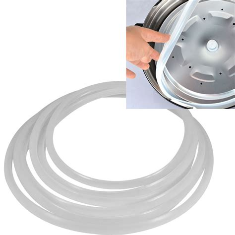 top 22 best pressure cooker sealing rings aliexpress buy pressure cookers white silicone