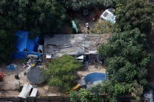 jaycee dugard backyard photos backyard compound where jaycee dugard was kept