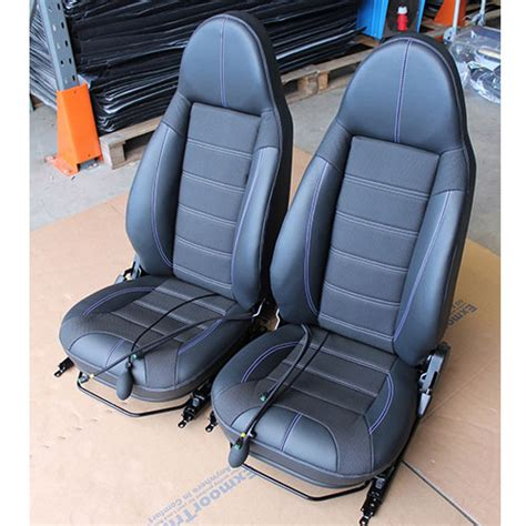 lada g4 g4 premium modular front seats with oem seat heaters and