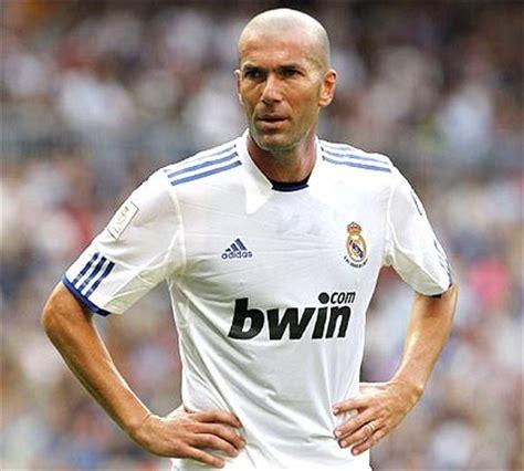 imagenes zidane real madrid biografia de zinedine zidane