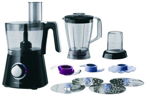 Philips Blender 1 Liter Hijau Hr2057 philips hr7762 90 viva collection compact 3 in 1 food processor 2l black ebay