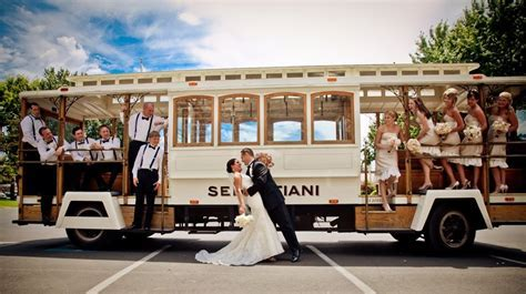 Top 3 Wedding Transportation Methods