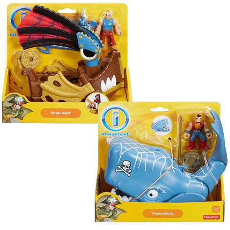 imaginext boat fisher price imaginext pirate skiff whale boat creative