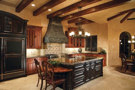 mediterranean kitchen cabinets 35 luxury mediterranean kitchens design ideas