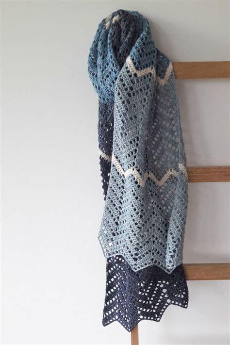 zig zag crochet shawl pattern best 25 zig zag crochet ideas on pinterest zig zag
