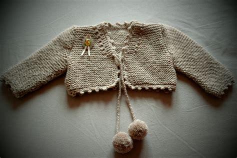 la chaquetita de punto chaqueta beb ropita de bebe chaquetitas de punto
