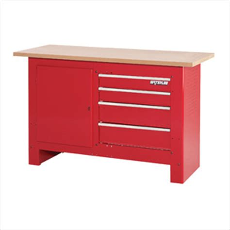 waterloo workbench with light waterloo sp wb4rd waterloo 4 drawer workbench
