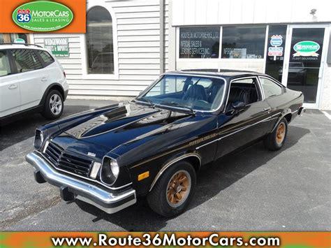 1975 chevy vega 1975 chevrolet vega for sale classiccars com cc 866337