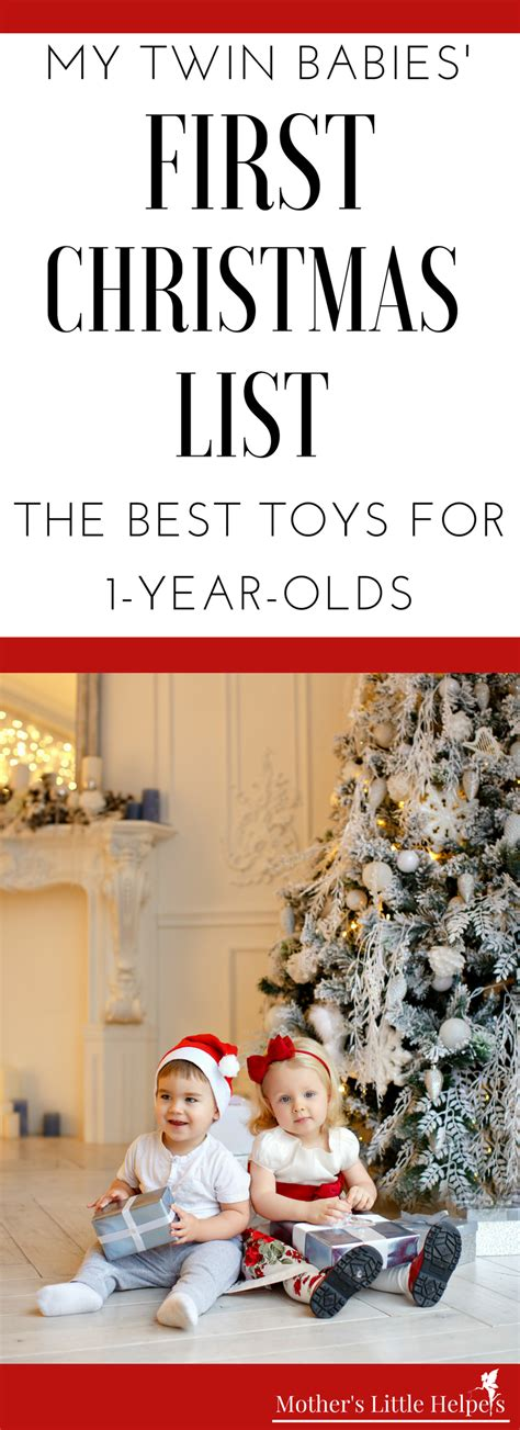 best christmas toys for 4 year old twins what to put on your list gift guide for one year olds