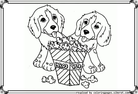 Coloring Pages Of Dogs Printable by Coloring Pages Printable Pictures To Print And