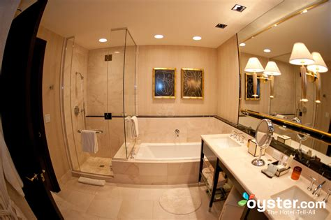 bathroom in the resort suite at the encore at wynn las