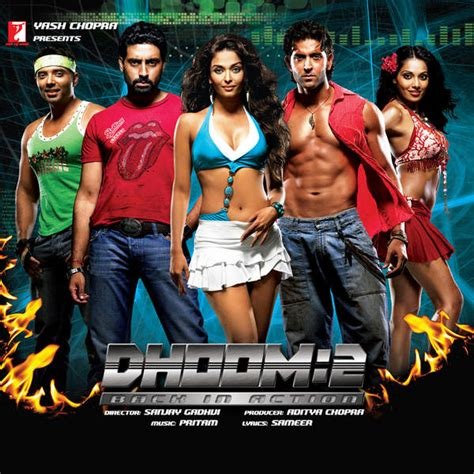dhoom songs mp dhoom 2 2006 movie mp3 songs bollywood music