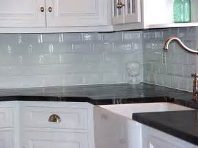 White Kitchen Backsplash Tile by White Subway Tile Kitchen Backsplash Ideas Kitchenidease Com