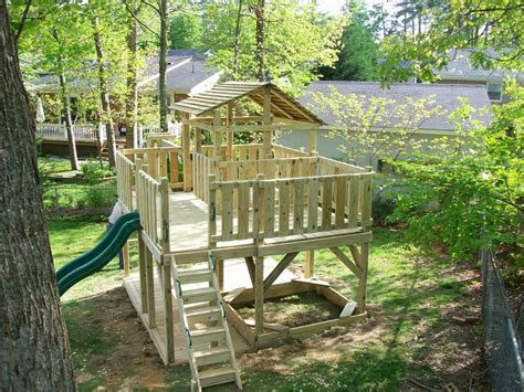 backyard playground ideas pictures for backyard playground in raleigh nc 27607