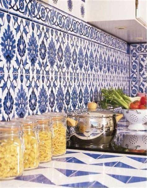 moroccan tile kitchen design ideas moroccan style kitchen tiles 30 moroccan inspired tiles