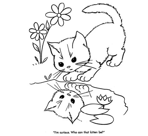 coloring pictures baby cat cute baby cats coloring pages animal pictures