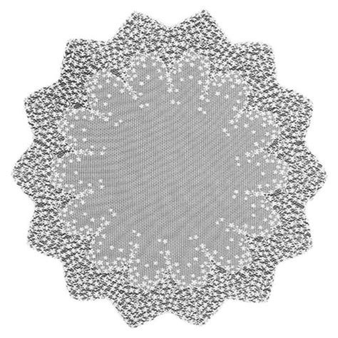 heritage lace blossom table topper reviews wayfair