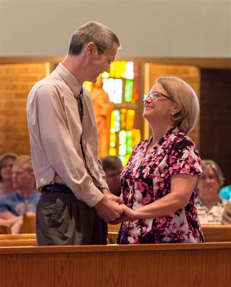 Wedding Anniversary Homily by Couples Celebrate Wedding Anniversaries At South Bend
