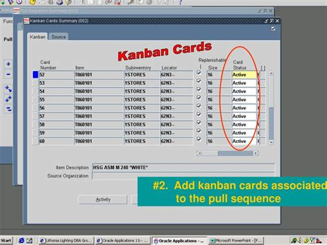 kanban replenishment card template ppt kanban replenishment for all types of industries
