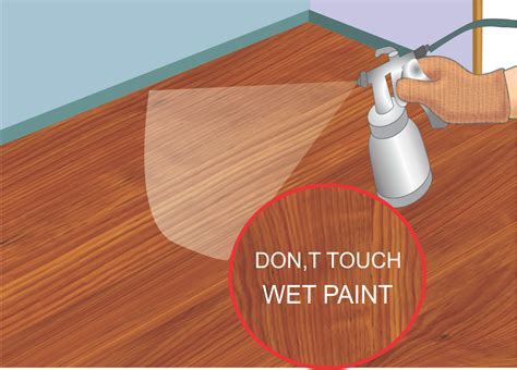 How to Paint Hardwood Floors: 8 Steps (with Pictures