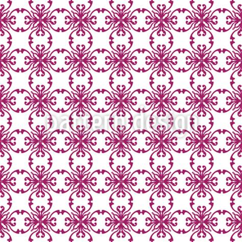 seasonal pattern en francais french rebirth seamless pattern