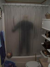 Shower Door Vs Curtain 33 Best Scary Halloween Decorations Ideas Amp Pictures