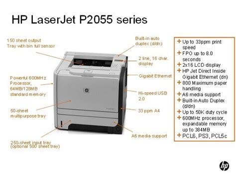Itholix Hp Laserjet P2055dn Printer Ce459a