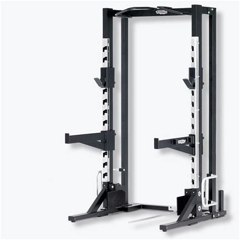 Half Rack Fitness by Technogym Strength Olympic Half Rack Ebay