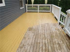 nashville deck staining sealing and restoration