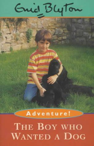the puppy who wanted a boy the boy who wanted a by enid blyton reviews discussion bookclubs lists