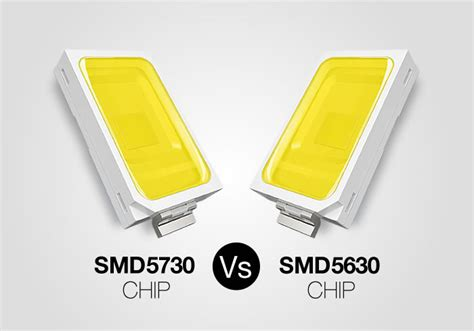 Led Smd 5730 diferencia entre los chips smd5730 y smd5630 ledbox news