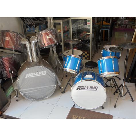 Drum Mini Anak drum set mini anak anak komplit elevenia