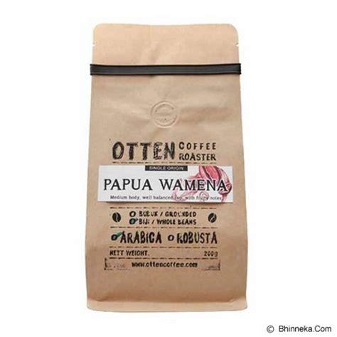 jual otten coffee kopi bubuk arabica papua gr murah bhinnekacom