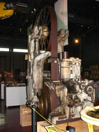 Lumber Mill Band Saw Machine Picture Of Wedell Williams